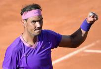 Rafael Nadal, a un paso de su décima corona en Roma