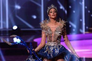 Acusan de plagio al Miss Venezuela por la FOTO de traje típico de Mariangel Villasmil