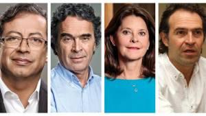 Encuesta Semana: Gustavo Petro, sin competencia en las elecciones del 2022