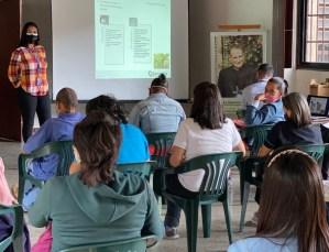 Bancamiga impulsa el Huerto para la Vida en la Escuela Nuestra Señora del Encuentro en Petare