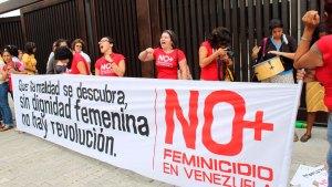 En Venezuela se comete un femicidio cada 39 horas, revela ONG