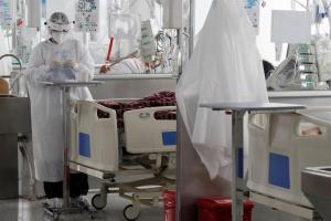 Colombia reportó 350 nuevas muertes por Covid-19, cifra más baja desde abril