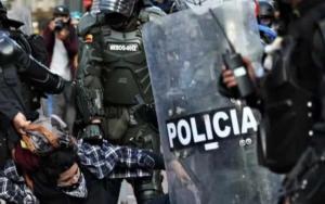 """""""No habrá impunidad"""" frente a la violencia policial en Colombia, aseguró el director de la Policía Nacional"""