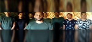 """Revelan VIDEO enviado como """"fe de vida"""" de los ocho militares secuestrados por las Farc en Apure"""