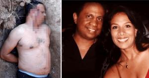 De felices para siempre a tres metros bajo tierra: La historia de Ramón Sosa para sobrevivir a su esposa asesina