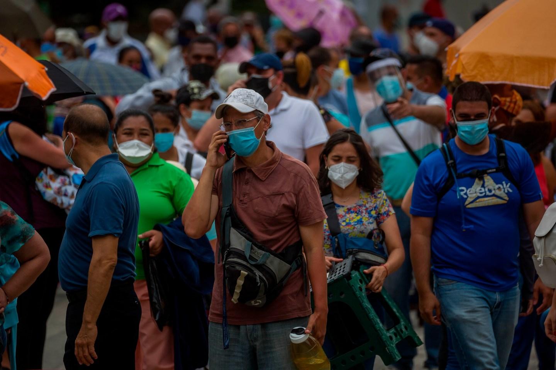 Récord: Contagios desatados en Miranda y Caracas extienden alarma por el Covid-19