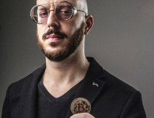 Nominaron a Jack Garzón como influencer cripto del año en los Binance Awards