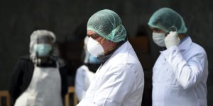 Incremento de contagios entre trabajadores de la salud venezolanos durante octubre