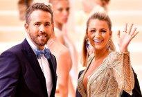 Así celebraron Ryan Reynolds y Blake Lively una década de amor