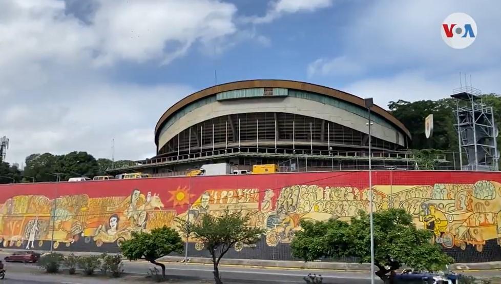 Ciudad universitaria de Caracas: Patrimonio en ruinas (Video)
