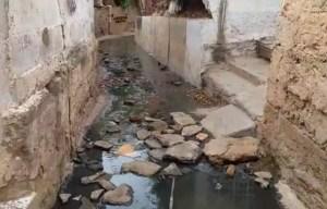 Denuncian botes de aguas negras en el sector Cerros de Marín del estado Zulia (Fotos)