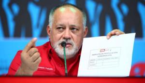 Maduro y Cabello celebran proceso de postulación que evidenció brechas en el Psuv