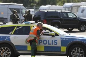 Toma de rehenes en cárcel sueca concluyó con… la entrega de múltiples pizzas