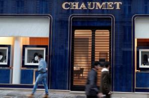 Con pistola eléctrica y bomba lacrimógena, así fue el segundo robo en tres días a una joyería de lujo en París (video)