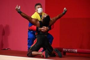 EN IMÁGENES: La hazaña olímpica de Julio Mayora que marcó la historia del deporte venezolano y continental
