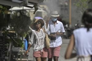 Grecia, inmersa en la peor ola de calor de los últimos 35 años