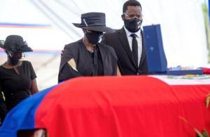"""Pensaban que estaba muerta"": Esposa del presidente de Haití reveló cómo sobrevivió al ataque"