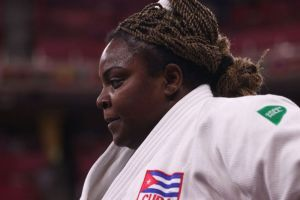 Plata para Cuba: La reina del judo Idalys Ortiz suma cuarta presea olímpica