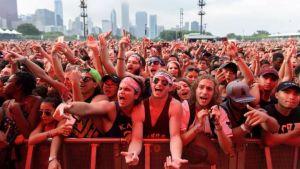 Alertan sobre posible pico de contagios por Covid-19 en el Lollapalooza