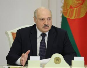 Lukashenko arremete contra deportistas bielorrusos que no han dado resultados en los JJOO