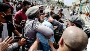 """La dictadura cubana cree que Europa """"miente y manipula"""" al apoyar a los manifestantes"""