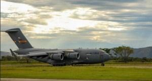 Tropas de EEUU arribaron a Colombia para nuevo ejercicio estratégico multinacional (Fotos)