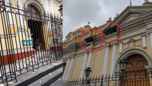 EN IMÁGENES: Reportaron daños en Piura tras fuerte sismo en Perú