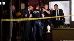 Al menos cinco personas fallecieron tras un enfrentamiento en California