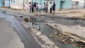 """El sector Las Mercedes de Aragua, víctima de """"las plagas"""" del chavismo: Sin servicios básicos, y colapsados por la basura (IMÁGENES)"""