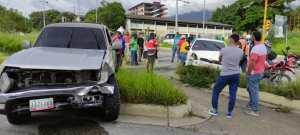 Al menos siete heridos dejó accidente de tránsito en Mérida este #24Jul (Fotos)