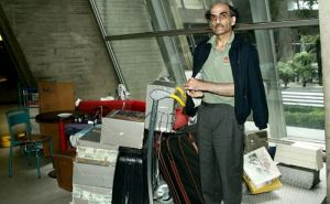 EN FOTOS: La sorprendente historia del hombre que vivió 18 años en un aeropuerto