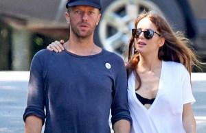 Salidas en lancha y paseos por la ciudad: Las vacaciones de Dakota Johnson y Chris Martin en Mallorca