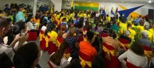 Convergencia alzó sus banderas de lucha y juramentó estructura en Caracas y Miranda