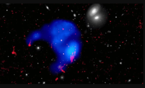 ¡Misterioso! Astrónomos descubrieron una nube errante más grande que la Vía Láctea