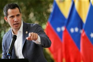 EN FOTOS: Guaidó recorrió calles de La California para llevar el mensaje del Acuerdo de Salvación Nacional