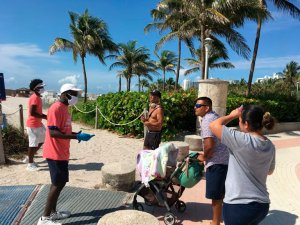 Miami exigirá uso de mascarillas en edificios públicos tras nueva ola de contagios
