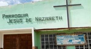 Delincuentes robaron casa parroquial de la iglesia Jesús de Nazareth en Barquisimeto