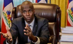Entre protestas, Haití celebró una misa en honor al presidente Moïse