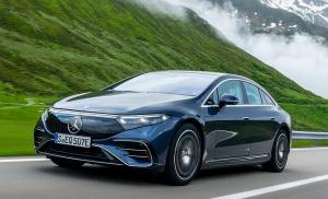 Mercedes Benz planea ser totalmente eléctrica para 2030