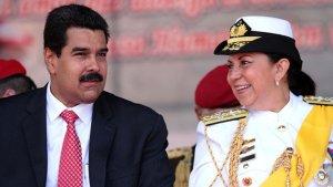 Los militares y sus esposas luchan por el poder político en Venezuela