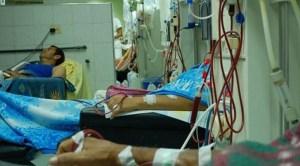 Escasez de gasolina preocupa a los pacientes renales del Hospital Universitario de Maracaibo