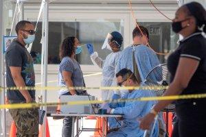 Propagación de la nueva cepa del Covid-19 genera preocupación en Florida