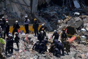 Tras la demolición del edificio en Miami hallaron otros tres cuerpos y el total de muertos asciende a 27