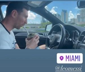 Cena romántica con Antonela Roccuzzo y juegos con sus hijos: Las nuevas imágenes de las vacaciones de Messi en Miami