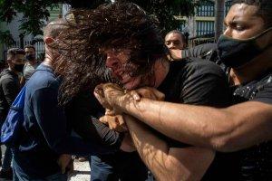 """EEUU sancionará a los responsables de la """"brutal represión"""" contra las protestas en Cuba"""