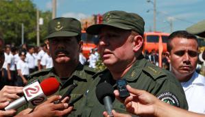 Ejército de Nicaragua recibió medios, equipos y arsenales procedentes de Rusia