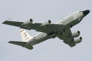 Avión de la Fuerza Aérea de EEUU sobrevoló frontera colombo-venezolana