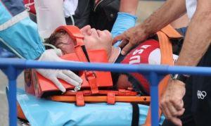 El terrible diagnóstico de Connor Fields, BMX Racing de los JJOO tras aparatoso accidente (VIDEO)
