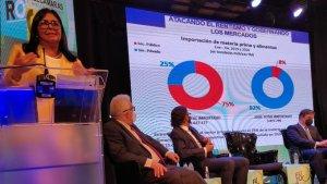 La frase irónica que destacó el empresario Jorge Botti de La Patilla sobre el discurso de Delcy Rodríguez en Fedecámaras