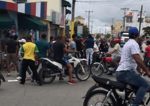 Dominicano le cayó a tiros a una mujer y luego mató a otras cinco personas durante su huida
